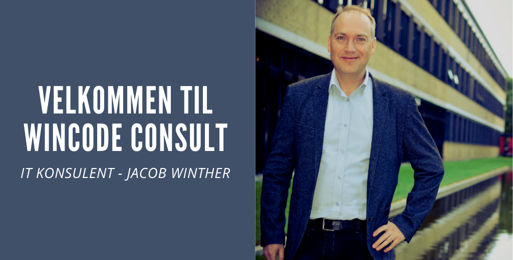 IT Specialist Jacob Winther